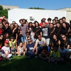 La grande famiglia dell'AC si riunisce a Roca: gioia e festa conclusiva