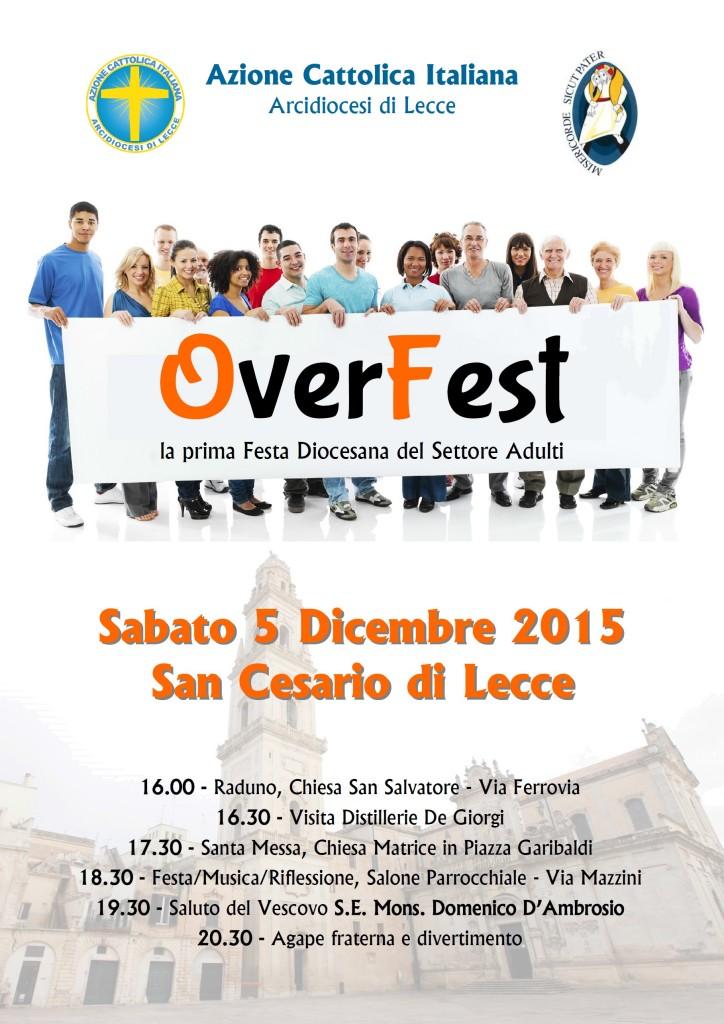 Locandina OverFest 2015