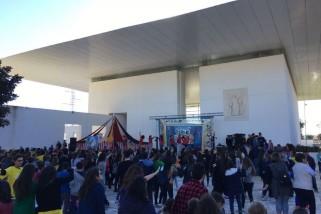 Centinaia di 'accierrini' circondati di gioia: a Giorgilorio la 'Festa del Ciao'
