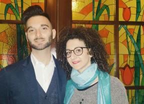 Giuliana Fiume e Paolo Panico sono Responsabile e Vice Responsabile ACR dell'AC di Lecce