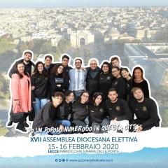 Il MSAC Lecce per la XVII Assemblea Diocesana elettiva dell'AC di Lecce