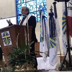 Il vescovo Seccia apre i lavori assembleari – Live dalla XXVIIAssembleaDiocesana