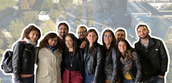 Equipe Diocesana ACR per la XVII Assemblea Diocesana elettiva dell'AC di Lecce