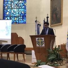 Relazione di fine triennio del Presidente Diocesano Mauro Spedicati