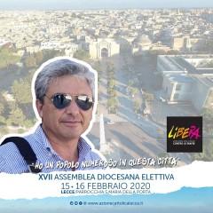 Luigi Lochi, Laico impegnato nel mondo del lavoro e dell'impegno sociale alla XVII Assemblea Diocesana